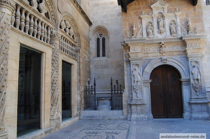 Kathedrale_königliche_Kapelle _Granada_Andalusien_Rundreise